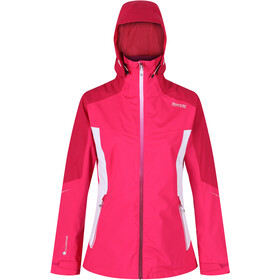 Regatta Oklahoma VI Jacket Women, duchess/cherry pink